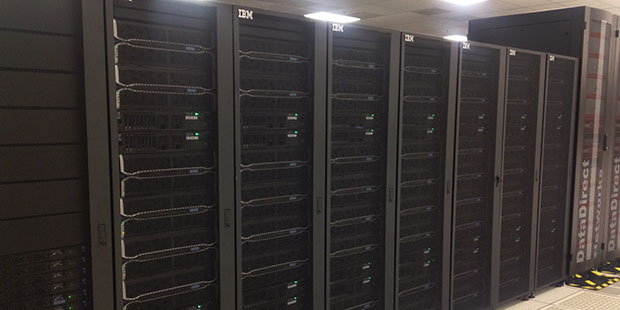 IBM General Parallel File System