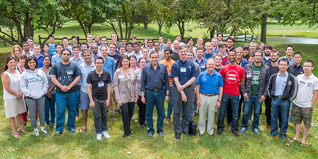 ATPESC 2015 group photo