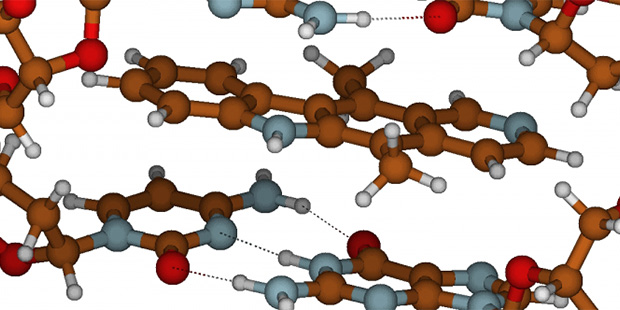 ellipticine to DNA