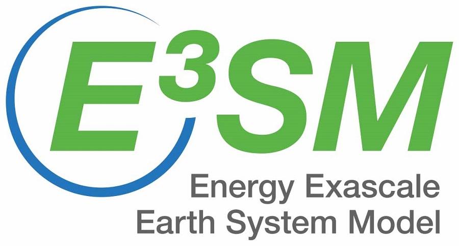 E3SM logo