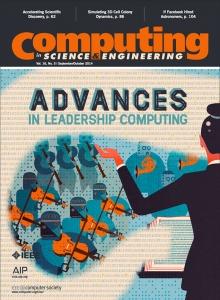 CiSE issue on Leadership Computing