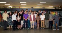 2015 ALCF summer students