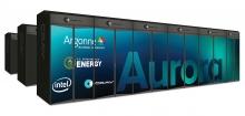 Argonne's Aurora exascale system