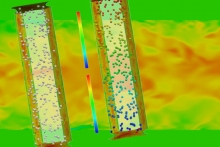 Multiphase Flow Simulations of Nuclear Reactor Flows