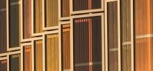Dye-sensitized solar panels
