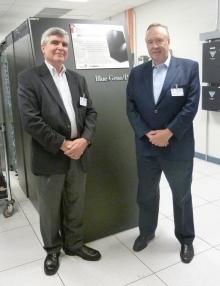 Patrick Dreher and Mladen Vouk