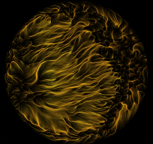 Turbulent Rayleigh-Bénard convection