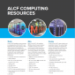 ALCF Computing Resources
