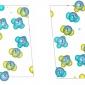 DMC spin densities for antiferromagnetic states AF1 (left) and AF3 (right)