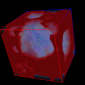 Simulation of cosmic reionization