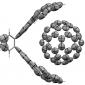 non-covalent bonding for a range of paradigm molecular materials