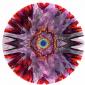 Global radiation hydrodynamic simulation of massive star envelope.