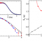 Longitudinal form factor and transverse sum rule