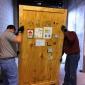 Blue Gene/Q racks arrive at Argonne