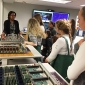 SCSW students tour ALCF