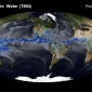 present day simulation with a 1/4 degree horizontal resolution atmosphere version of the Community Earth System Model (CESM)