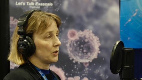 Katrin Heitmann appears on ECP Let's Talk Exascale podcast