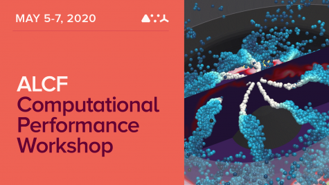 2020 ALCF Computational Performance Workshop
