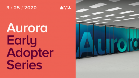 Aurora Early Adopter Series - March 2020