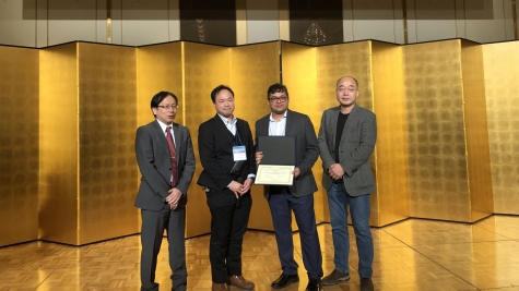 Best Paper at HPC Asia 2020