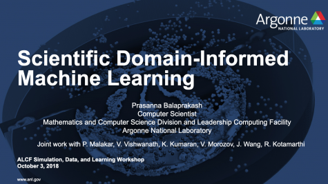 Scientific Domain-Informed Machine Learning