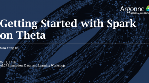 Getting Started with Spark on Theta