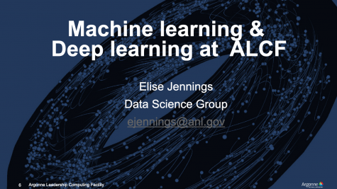 Overview of Machine Learning and Deep Learning at the ALCF (including DeepHyper, UQ, DAAL)