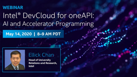 Intel DevCloud for oneAPI: AI and Accelerator Programming Webinar