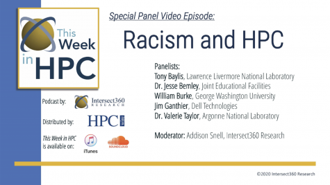 This Week in HPC Podcast: Racism and HPC