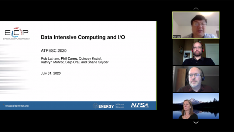 ATPESC 2020: Data-Intensive Computing and I/O