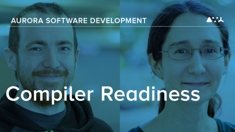 Aurora Software Development: Compiler Readiness