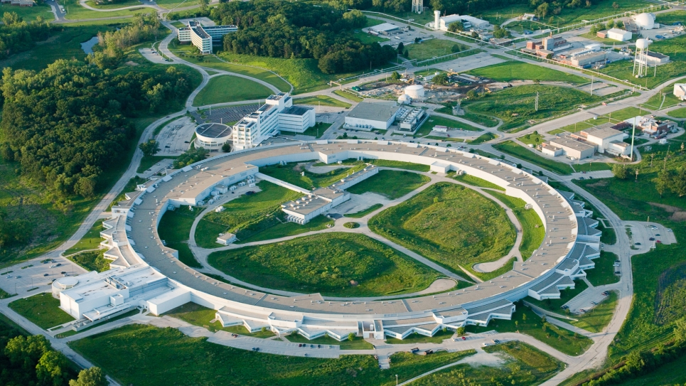 Argonne's Advanced Photon Source