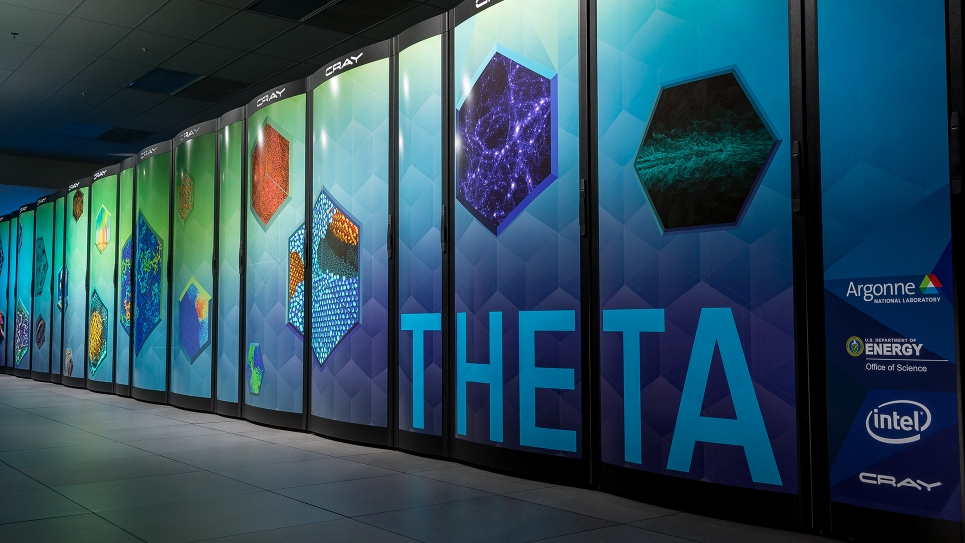 The ALCF's Theta supercomputer