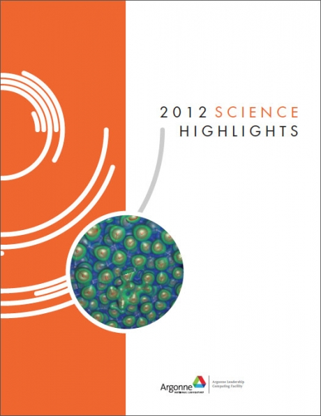 2012 Science Brochure Cover